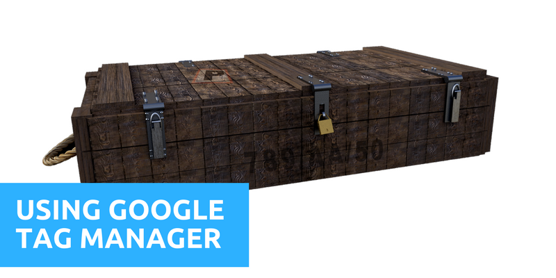 Using Google Tag Manager